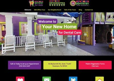 Newtown Dentistry for Kids and Newtown Orthodontics