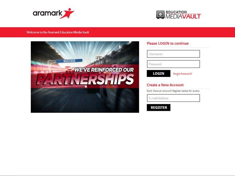 Aramark Media Vault