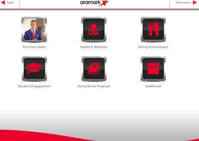 Aramark Projects