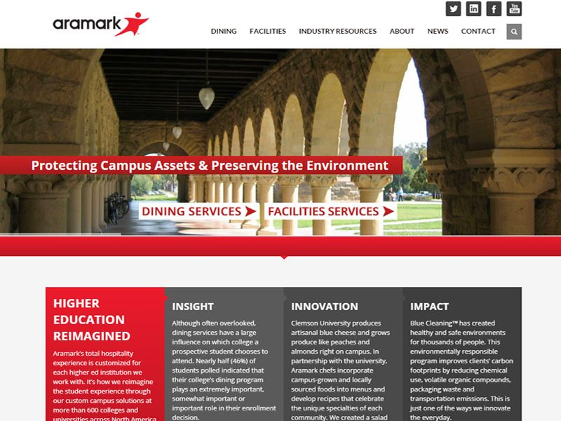 Aramark Higher Education