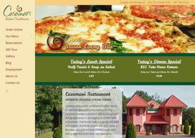 Casamari Italian Restaurant