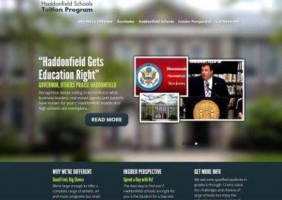Haddonfield School Tuition Program