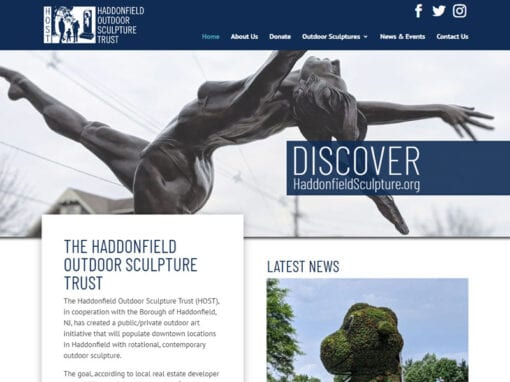 Haddonfield Outdoor Sculpture Trust (HOST)