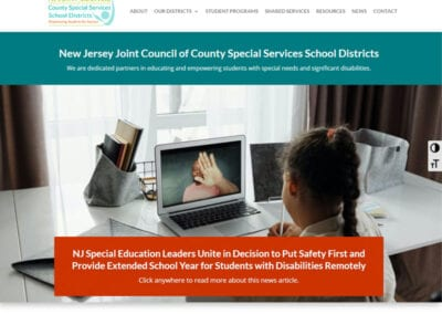 New Jersey Joint Council of County Special Services School Districts