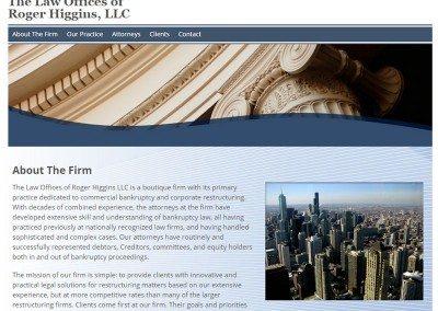 Roger Higgins Law