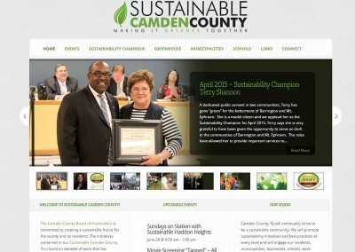 Sustainable Camden County